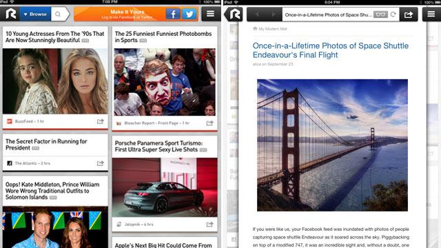Social Media Browser for iPad Released