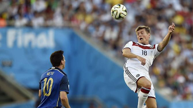 Germany midfielder Toni Kroos joins Real Madrid