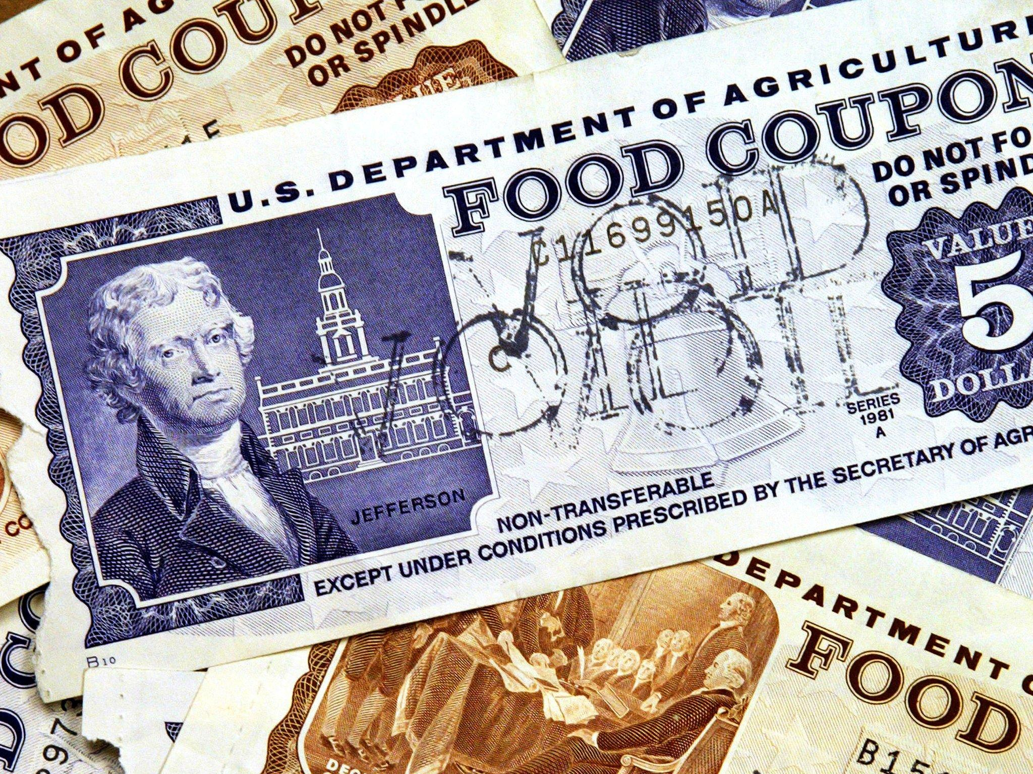 $74 Billion Food Stamp Program In Budget Crosshairs