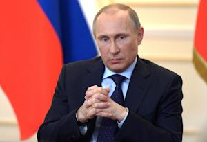 President Vladimir Putin answers journalists' questions …