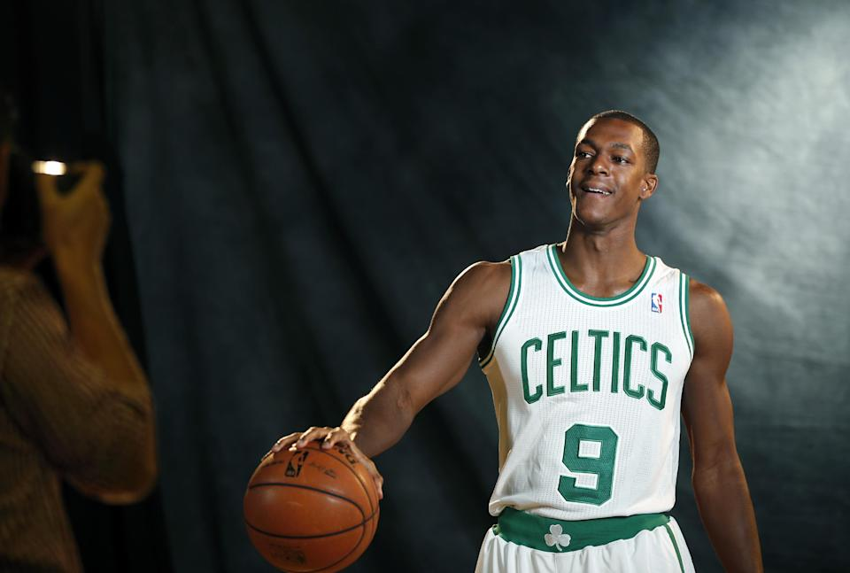 Celtics don't know when PG Rajon Rondo will return