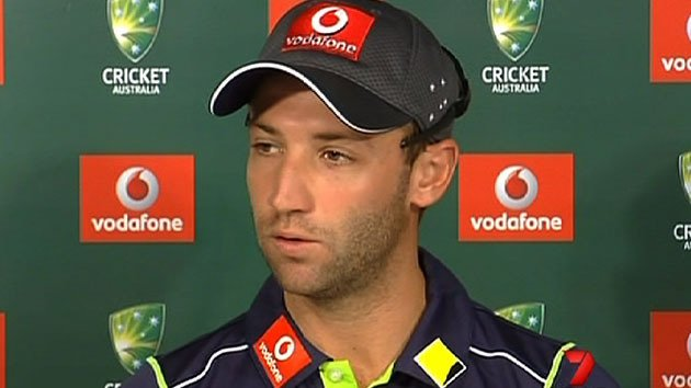 """This time I'm ready"": Hughes"