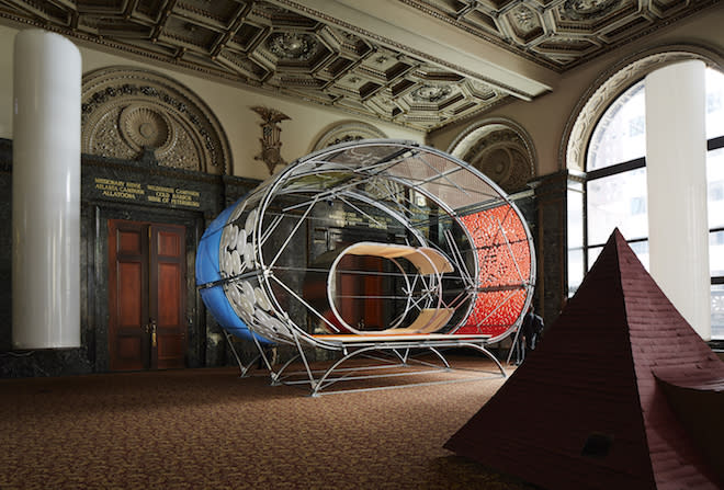 The Chicago Architecture Biennial Offers Thrilling, Eclectic and Quirky Overview
