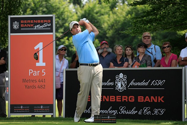 Berenberg Bank Masters - Day Three