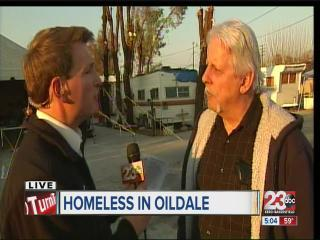 Group aims to help Oildale's homeless