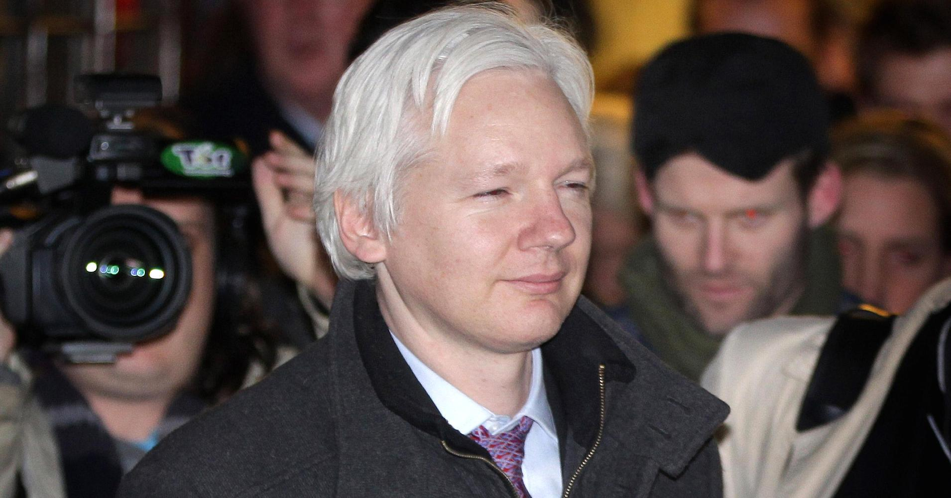 Assange's revenge? DNC WikiLeaks lights up social media, steps on Kaine VP nod