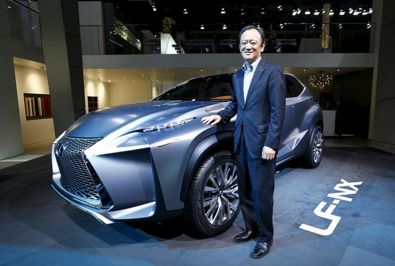 Grilled: Lexus seeks design edge over premium rivals
