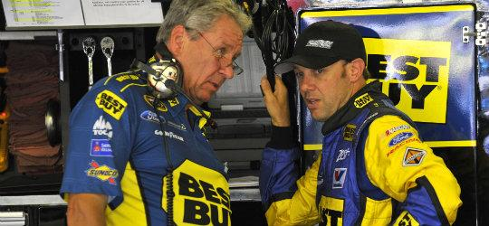 Caraviello: Kenseth could do what's never been done
