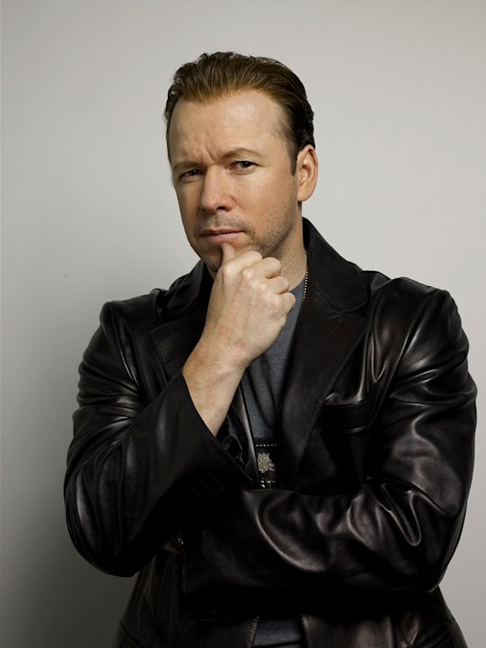 "Donnie Wahlberg stars as ""Horst Cali"" in The Kill Point."