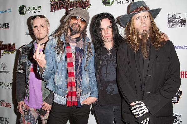 Rob Zombie Looks Forward to 'Monstrously Gigantic' Mayhem Festival
