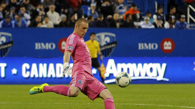 MLS: Canadian Championship-Vancouver Whitecaps at Montreal Impact