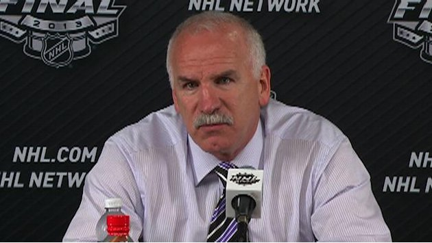 Quenneville on Game 3 loss …