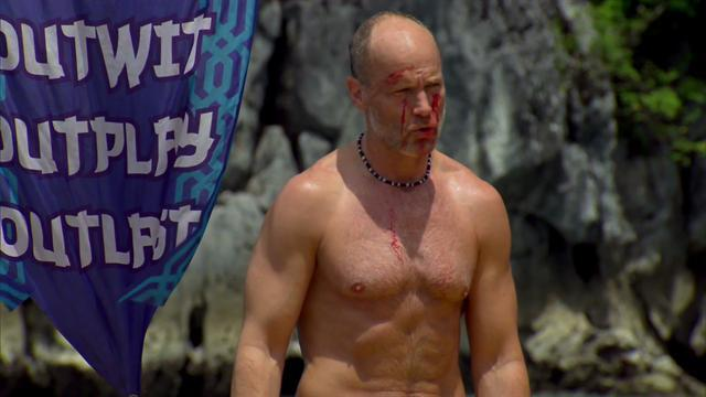 Survivor: Philippines - Skupin Disaster