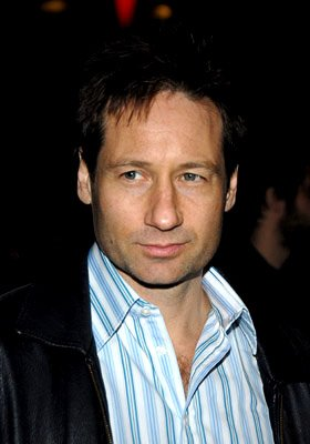 David Duchovny Vanity Fair Party Tribeca Film Festival - 4/26/2006