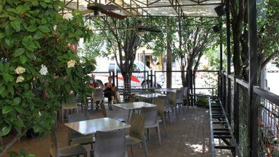 9 Coffee Shops to Enjoy Patio Weather in Houston