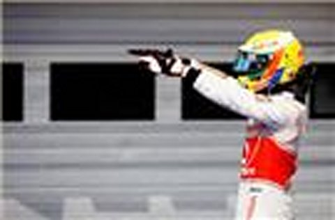 Hamilton triumphs in Hungary