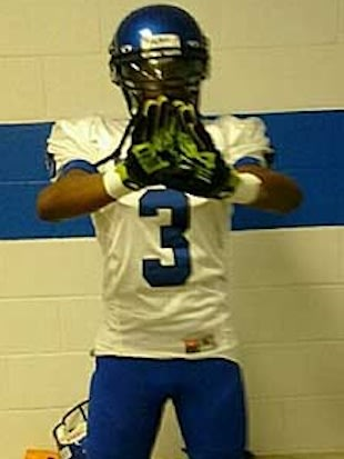 Trinity Catholic 7th grade football star Tyreke Johnson &#x2014; Trinity Catholic football