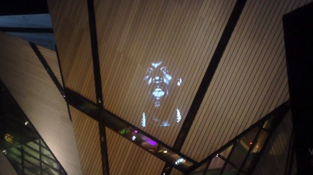 Kanye Was Watching You Watch Kanye's New Video Last Night