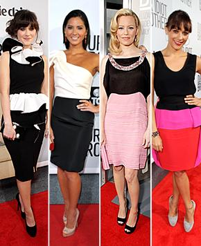 Who Was Best Dressed At Our Idiot Brother Premiere?