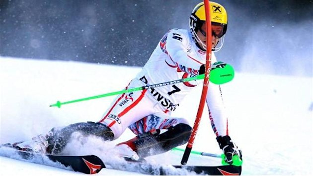 World Cup champ Hirscher escapes car crash