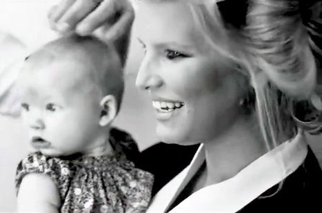 Jessica Simpson Parades Daughter&nbsp;&hellip;