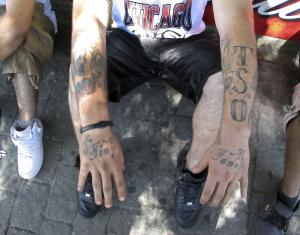 a reputed member of the Los Solidos street gang