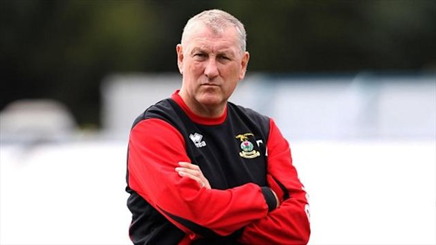 Terry Butcher has high hopes for Inverness this season