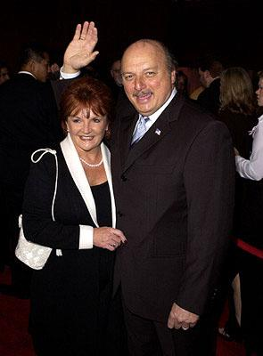 Dennis Franz and wife 53rd Annual Emmy Awards - 11/4/2001