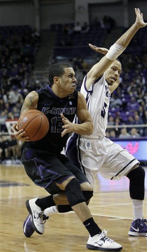 No. 16 Kansas State wins 7th in row, 67-54 at TCU