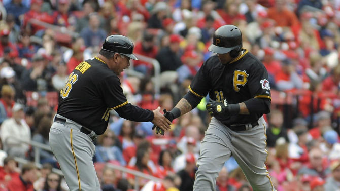 MLB: Pittsburgh Pirates at St. Louis Cardinals