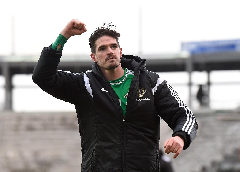 Lafferty in Northern Ireland squad for Euro 2016 push