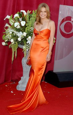 Mariska Hargitay 57th Annual Emmy Awards Arrivals - 9/18/2005