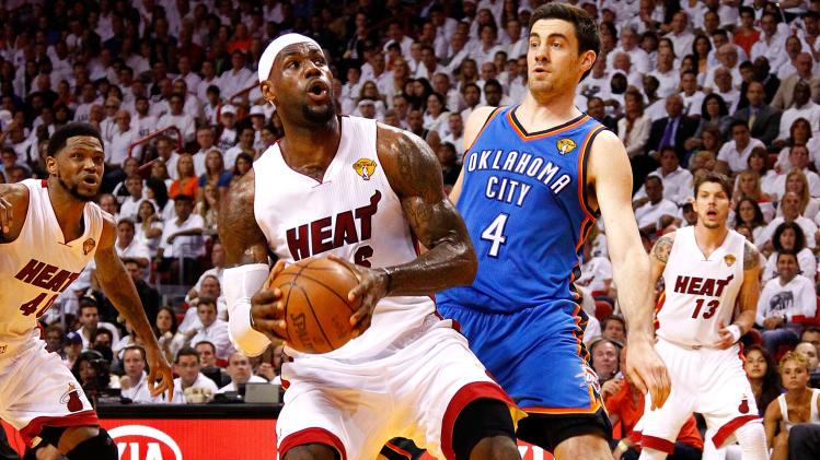 2012 NBA Finals - Game Three