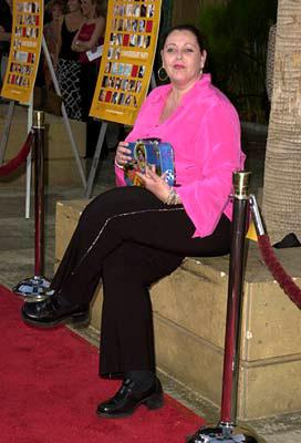 Camryn Manheim at the Hollywood premiere of Fine Line's The Anniversary Party