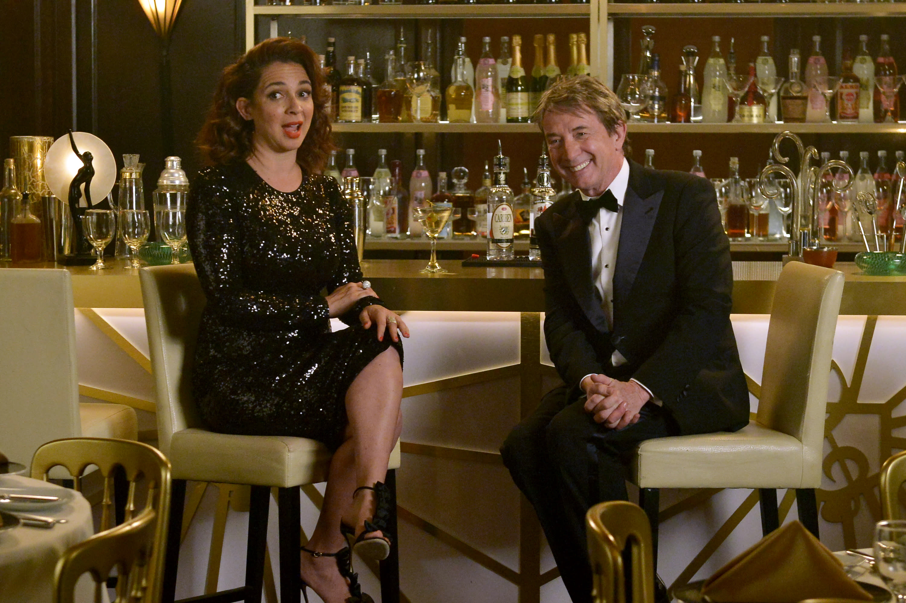 'Maya & Marty' aims to show variety still the spice of life