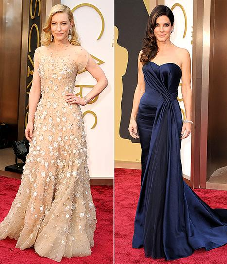 Cate Blanchett, Sandra Bullock, and Julia Roberts' Stylist Tops Power Celeb Stylists 2014 List