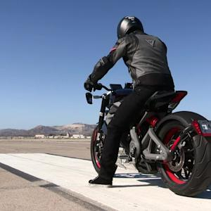 VIDEO: Harley-Davidson LiveWire Electric Motorcycle