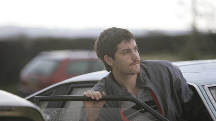 Fifty Dead Men Walking Phase 4 Production Photos 2009 Jim Sturgess