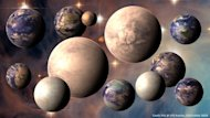 More exoplanets than expected in the first year of the Habitable Exoplanets Catalog. Image released Dec. 6, 2012.