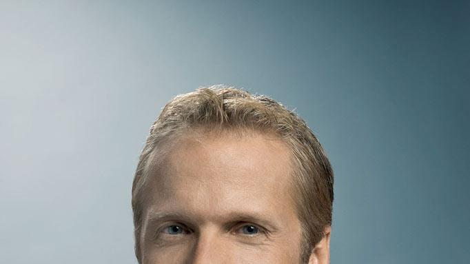 "Patrick Fabian stars as Rob in ""Working Class."""