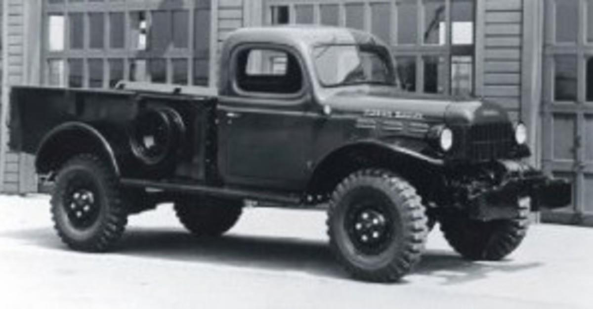 The 10 Greatest Trucks Of All Time