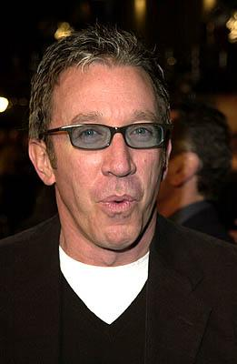 Premiere: Tim Allen at the Mann Village Theater premiere of MGM's Hannibal - 2/1/2001