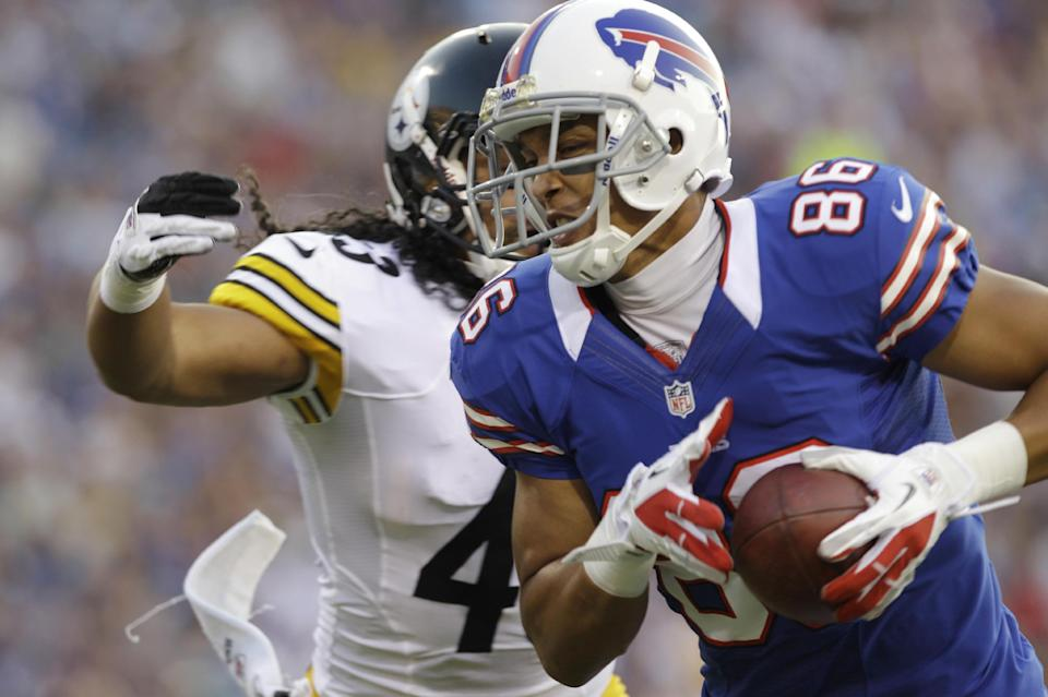 Jets sign former Bills receiver David Nelson