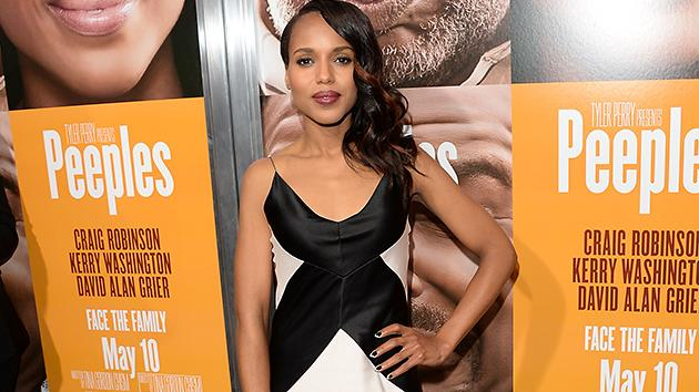 Kerry Washington Blog