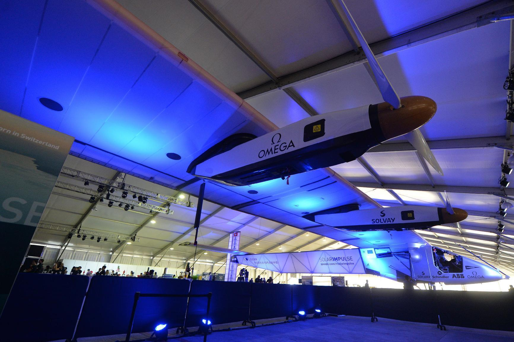 Toughest leg of Solar Impulse's global journey delayed