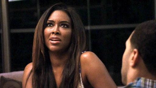Kenya Moore Confronts Apollo Nida