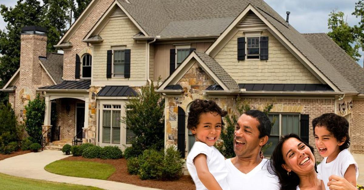 Bad credit preventing you from owning a home?