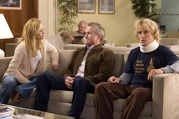 Kate Hudson , Michael Douglas and Owen Wilson in Universal Pictures' You, Me and Dupree
