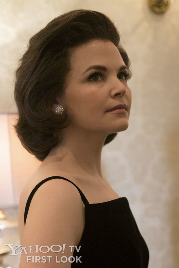 Misc Talk About A Power Brow Ginnifer Goodwin In Killing Kennedy