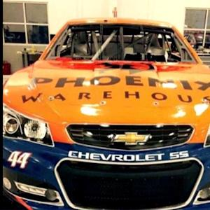 NASCAR driver's car stolen before big race